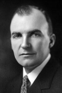 Mayor James G. Hanes